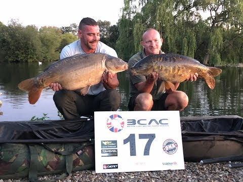 On The Bank - Fishing - British Carp Angling Championships 2019