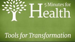 getlinkyoutube.com-5 Minutes For Health