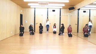 getlinkyoutube.com-JESSICA (제시카) - WONDERLAND (English Version) Dance Practice Video