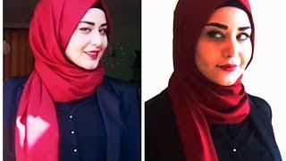 getlinkyoutube.com-Hijab Turc (Style 1) - Turkish Hijab (Style 1)