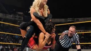 WWE NXT: A.J. vs. Aksana