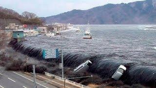 6 Tsunami TERDAHSYAT Yang Pernah Terjadi Di Dunia !!! Aceh Salah Satunya