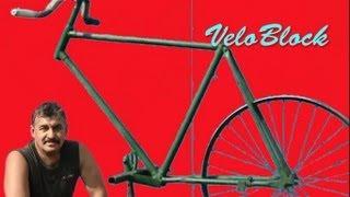 getlinkyoutube.com-Окучивание и прополка велоблоком, и эффективнее мотоблока (ручной культиватор)