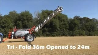 Landquip InTrac Trailed Sprayer Range