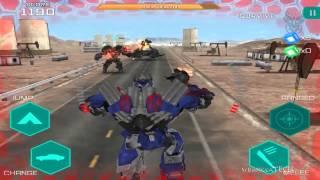 getlinkyoutube.com-Transformers: Age of Extinction - Optimus Prime VS Lockdown