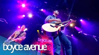 getlinkyoutube.com-Boyce Avenue - Fix You (Live In Los Angeles) on Apple & Spotify