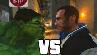 getlinkyoutube.com-Niko Vs Hulk