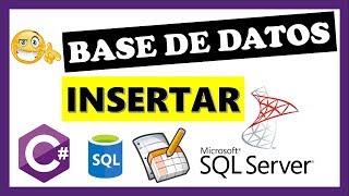 getlinkyoutube.com-Insertar Datos en Sql server  desde C#