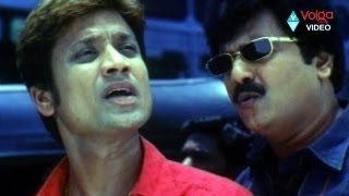 Aunty in the bus give a green singal to S J Surya ..Vivek comedy