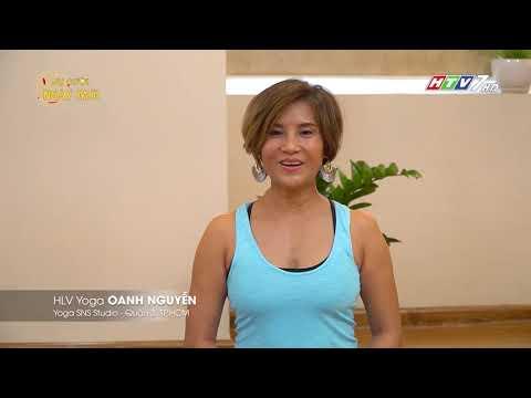 Bài tập yoga hỗ trợ cho người giãn tĩnh mạch