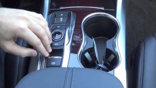 2016 Acura TLX Button Shifter