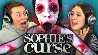 getlinkyoutube.com-SOPHIE'S CURSE (Teens React: Gaming)