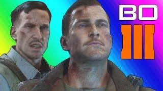 getlinkyoutube.com-Black Ops 3 Zombies: Der Eisendrache Easter Egg Boss Fight Attempt #2!