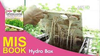MISbook - ไฮโดรบอกซ์ ปลูกผักไม่ใช้ดิน ต้นทุนตำ่ ทำง่าย - เดินชมสวนผัก