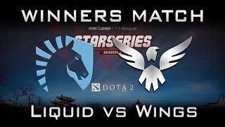 getlinkyoutube.com-Liquid vs Wings Winners Match Starladder i-League 2017 Highlights Dota 2