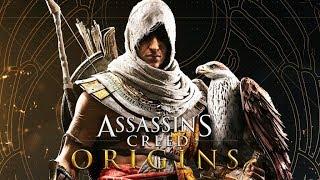 ASSASSIN'S CREED ORIGINS All Cutscenes (PS4 PRO) Game Movie 1080p HD