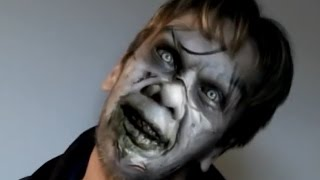 getlinkyoutube.com-Scariest Demon Faces IN THE WORLD!