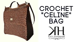 "getlinkyoutube.com-Tutorial uncinetto borsa simil ""Miss Sicily"" 