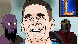 getlinkyoutube.com-John Cena Champion Spotlight (League of Legends Animation)
