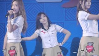 131001 TBS 강화 개천 대축제 A Pink U you 정은지 직캠 by. 꾸리.