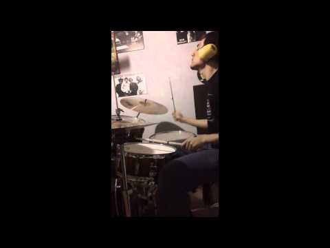 La exepcion - Gustavo Cerati (Drum Cover)
