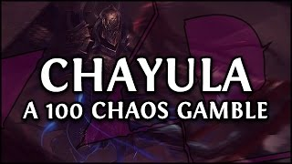 getlinkyoutube.com-Path of Exile: My First Breachlord CHAYULA Run - Gambling 100 Chaos