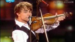 getlinkyoutube.com-EUROVISION 2009 WINNER -NORWAY ALEXANDER RYBAK FAIRYTALE  -HQ STEREO
