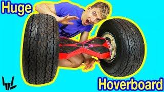 HUGE HOVERBOARD!!