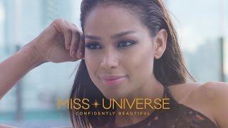 getlinkyoutube.com-Up Close: Miss Universe Colombia Andrea Tovar