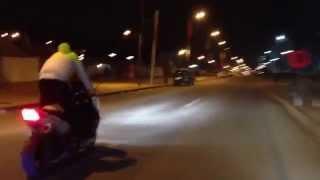 "getlinkyoutube.com-Mister You Saidia Tmax 530 & mercedess amg ""cabrage"""