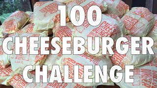 getlinkyoutube.com-100 Cheeseburger Challenge