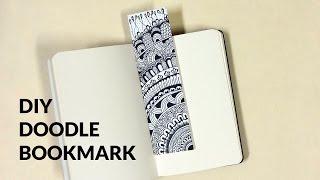 getlinkyoutube.com-DIY Doodle Bookmark