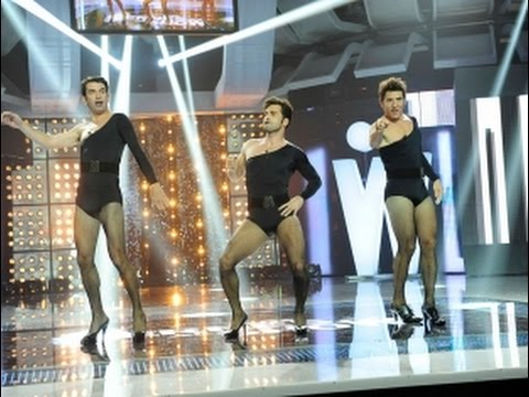 David Bustamante, Manel y Arturo bailan el Single Ladies de Beyoncé en Los Viernes al Show