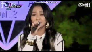 getlinkyoutube.com-Unpretty Rapstar 2 Hyorin Heize