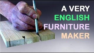 getlinkyoutube.com-A Very English Maker - Andrew Lawton Furniture