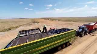 getlinkyoutube.com-Harvest 2014 Esperance, Western Australia Precision Agronomics