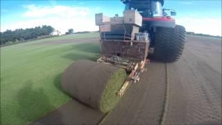 getlinkyoutube.com-Hallmarket Big Roll Harvester