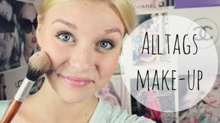 getlinkyoutube.com-ALLTAGS MAKE-UP - Dagi Bee