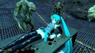 getlinkyoutube.com-Half-Life 2: Episode 2 - after healing (with Hatsune Miku)