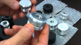getlinkyoutube.com-** WARNING ** Maglite Suppressor Silencer Solvent Trap  Adapters are NOT all the same!