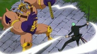 getlinkyoutube.com-One Piece AMV - Roronoa Zoro (Centuries-Dressrosa)