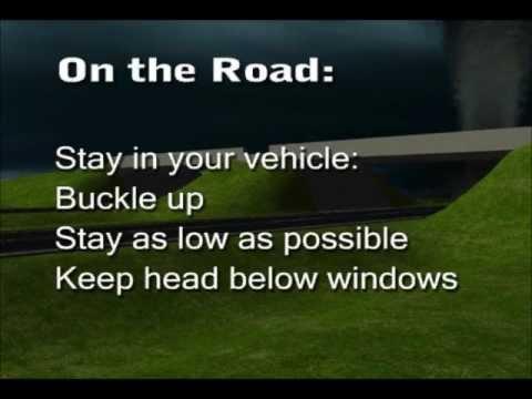 Tornado Safety 2012