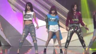 getlinkyoutube.com-140911 T-ARA M!Countdown Sugar Free Boram Vers