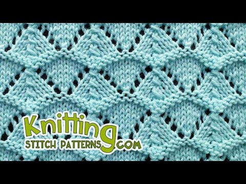 Shells | Lace Knitting #26