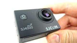 getlinkyoutube.com-The Big SJ4000 WiFi Action Cam Review