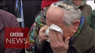 getlinkyoutube.com-Auschwitz survivors reunited 70 years on