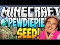 """PewDiePie - Minecraft 1.8 Seeds: """"PewDiePie"""" (Minecraft 1.8) (Minecraft 1.8 Seed Showcase) 2014"""