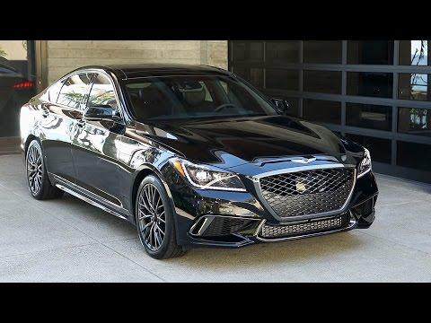 2018 Genesis G80 Sport - Driving, Interior & Exterior