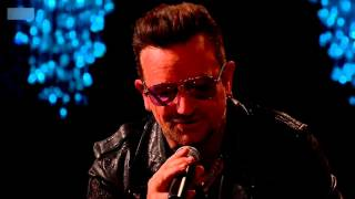getlinkyoutube.com-U2 - Song For Someone (Acoustic) - Live On Graham Norton - HD
