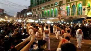 getlinkyoutube.com-Juloos E Arbaeen Anjuman E Haidariya Allahabad Up India